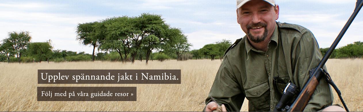 Swedish Chasseur - Jakt i Namibia